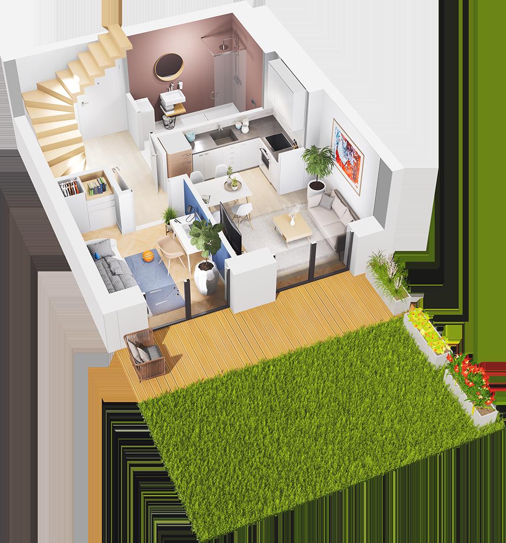 Mieszkanie 18