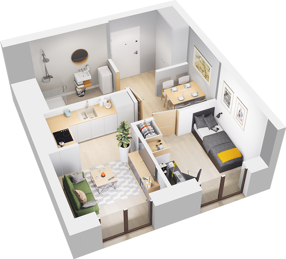 Mieszkanie 52