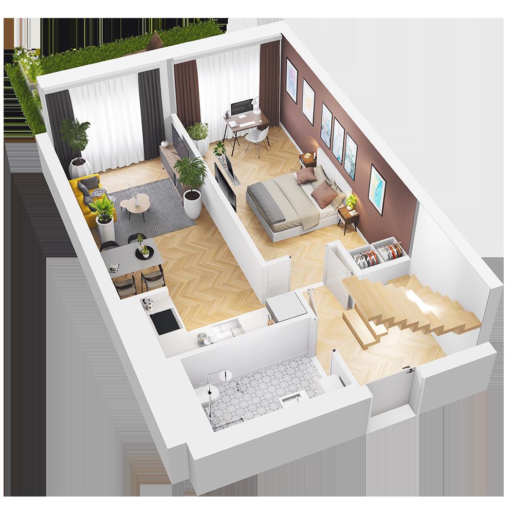 Mieszkanie 6