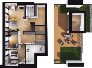 Mieszkanie 100