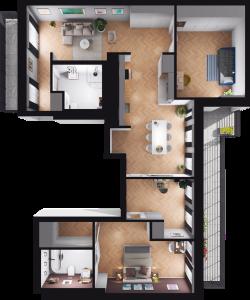 Mieszkanie 33