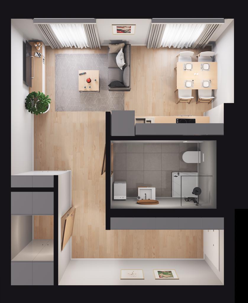 Mieszkanie 42
