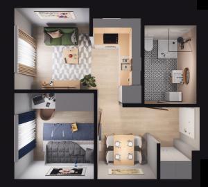 Mieszkanie 50