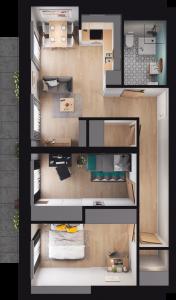 Mieszkanie 55