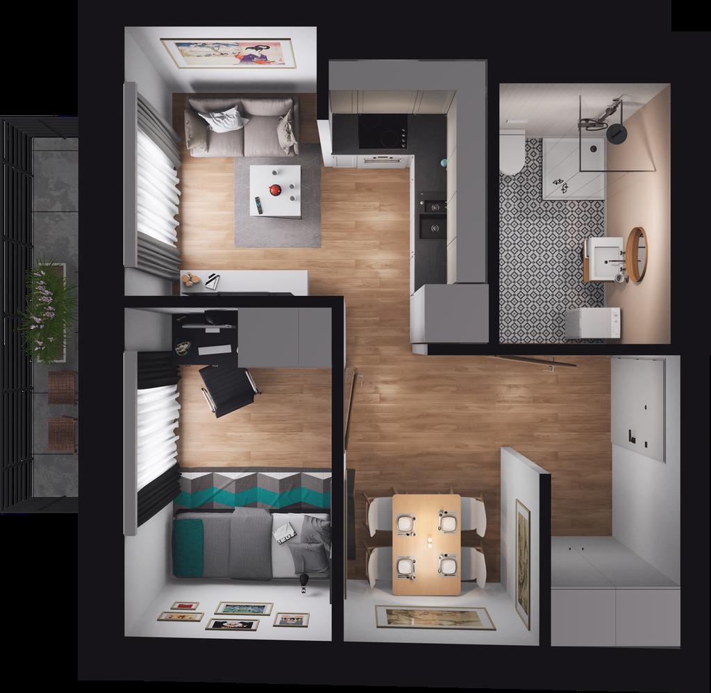 Mieszkanie 56
