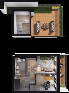 Mieszkanie 69 / 34