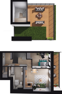 Mieszkanie 70
