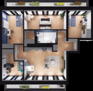 Mieszkanie 71