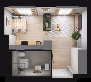 Mieszkanie 72