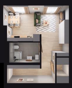 Mieszkanie 74