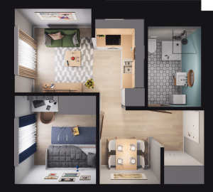 Mieszkanie 85