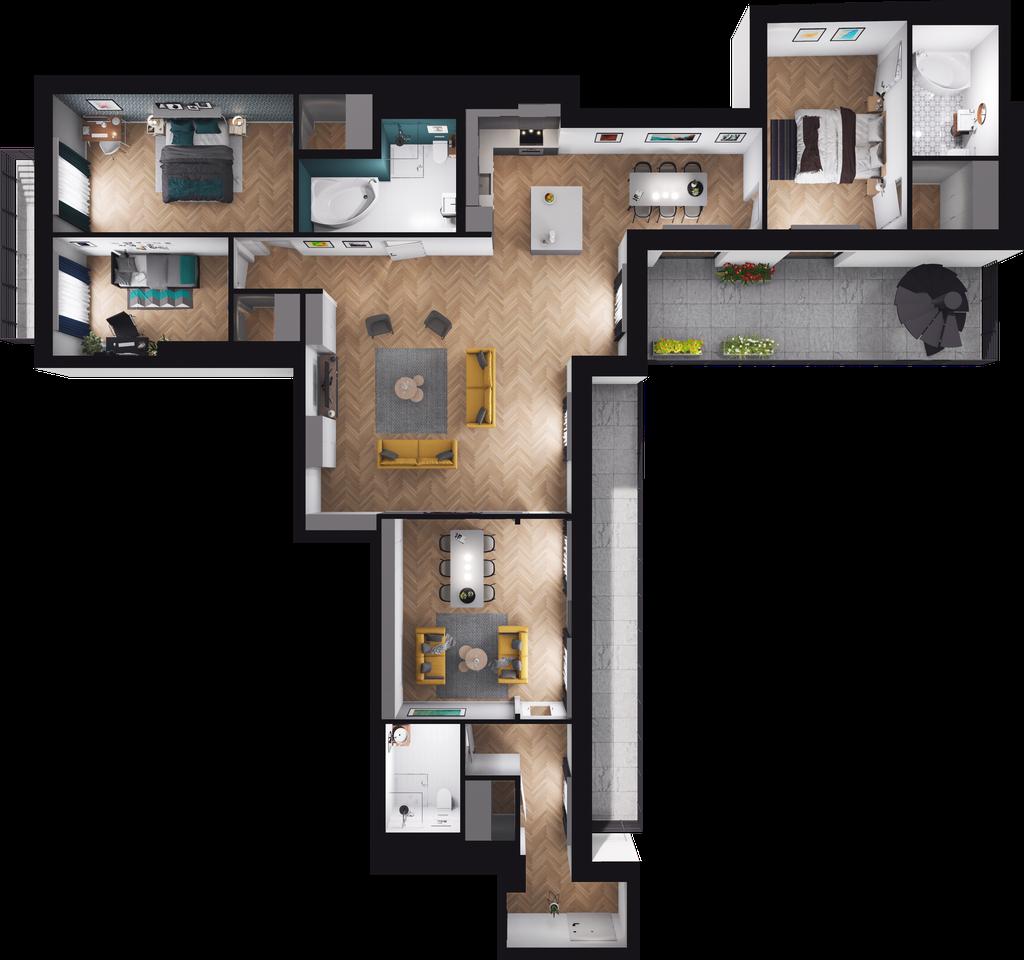 Mieszkanie 87 / 17