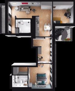 Mieszkanie 91