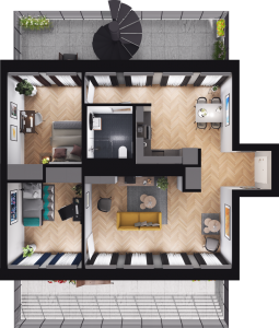 Mieszkanie 93